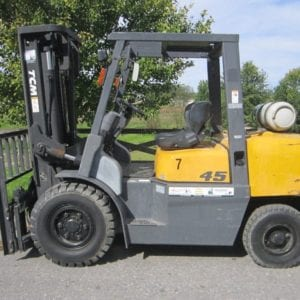 TCM Forklift Photo
