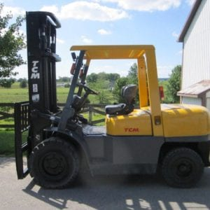 TCM Forklift Photo