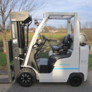 UniCarriers CF50LP Photo