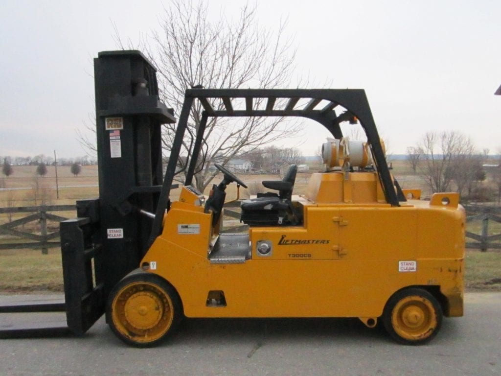 Royal Forklift Photo