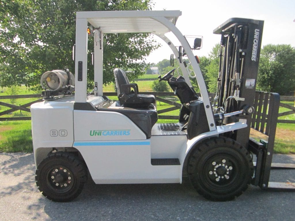 UniCarriers Forklift Photo