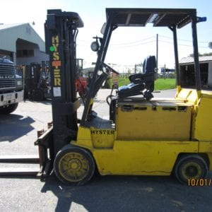 Hyster E80XL Photo