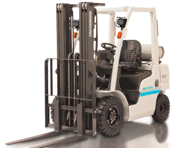 Platinum Forklift
